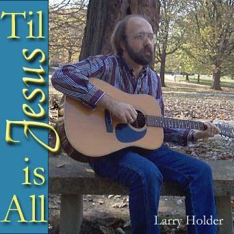 Album Cover, photo and design by Bruce Harrison